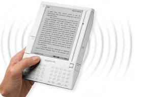 Amazon Kindle, Wireless Reading Device