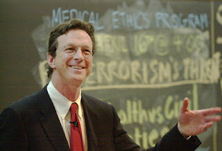 Michael Crichton Died in Los Angeles of Cancer