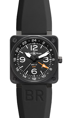 RELOJES BELL & ROSS BR 01-93 INSTRUMENT GMT 24 H