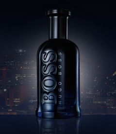 COLONIA BOSS BOTTLED NIGHT