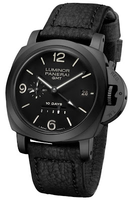 RELOJES PANERAI LUMINOR 1950 10 DAYS GMT CERAMICA