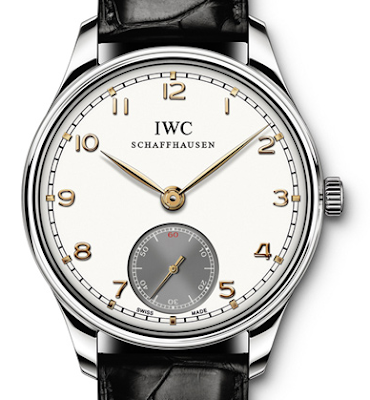 RELOJES IWC PORTUGUESE HAND-WOUND