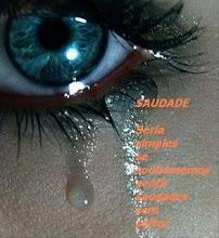 Lágrima...