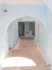 Callejuela en la Medina