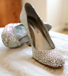 shoes accessories sparkle