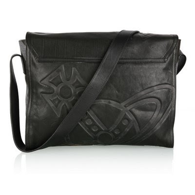 messenger black bag