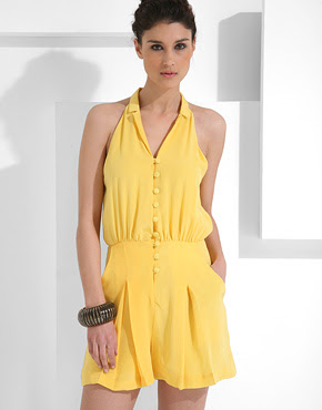 yellow+playsuit