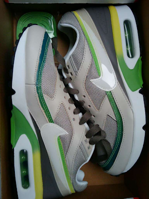 bright trainers
