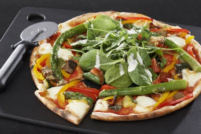 pizza express diet menu Italian food