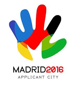 Olympics Logo Hand