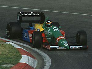 GP do Canadá na Formula 1 em Montreal de 1989 - arthurferreiratiocaju.blogspot.com