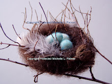 Needle Felted Nest