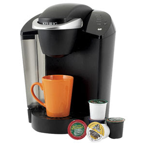 Folgers One Cup Coffee Maker : Notes From the Handbasket: Shiny Object Saturday: I Love My Keurig!
