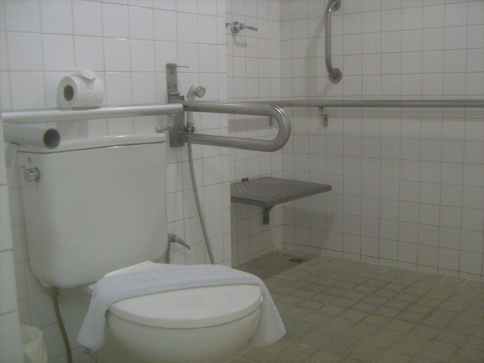 classificação de acessibilidade: 4 cadeirinhas #585347 1600x1200 Banheiro Adaptado Idoso
