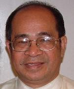 Bishop Gaudencio Soriano