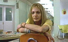 Angelina Jolie som Lisa Rowe i Girl, Interrupted