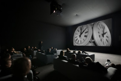Christian Marclay: The Clock @ White Cube