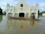 La Inundacion en Colombia robles inundacion