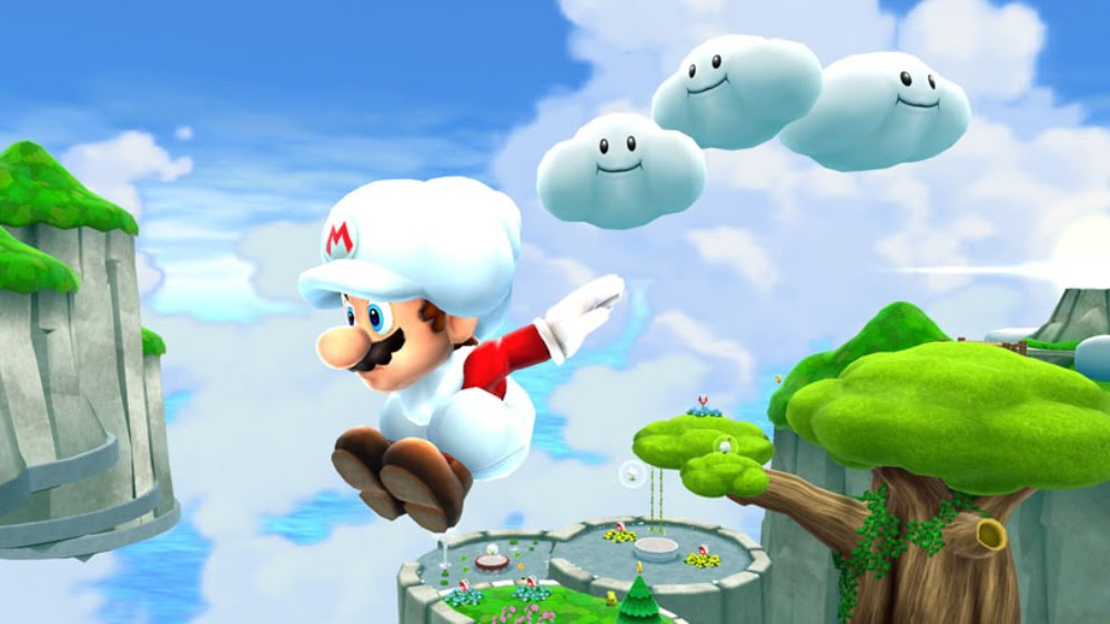 Super Mario HD & Widescreen Wallpaper 0.532669395568677