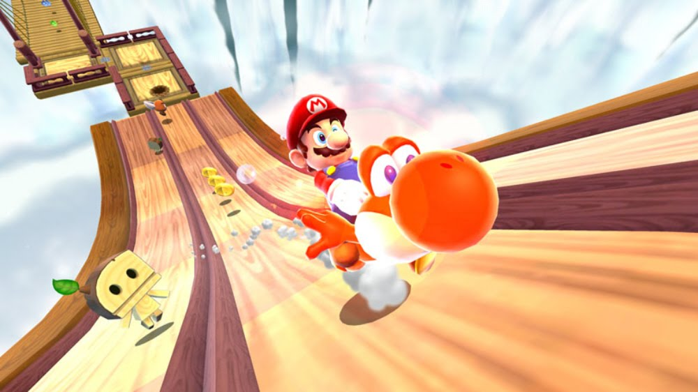 Super Mario HD & Widescreen Wallpaper 0.469425556790326
