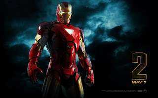 Iron Man 2 HD Wallpaper