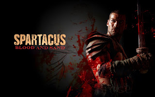 Spartacus Blood and Sand HD Wallpaper