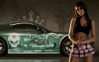 Nfs Girls HD Wallpaper