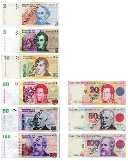 Billetes De Mexico. Son necesarios illetes de