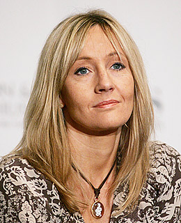 Rowling Gives Hope for 8th Potter Book 1