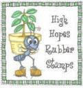 Past Design Team Member for High Hopes Rubber Stamps
