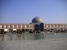 Lotf'allah mosque, Esfahan, Iran