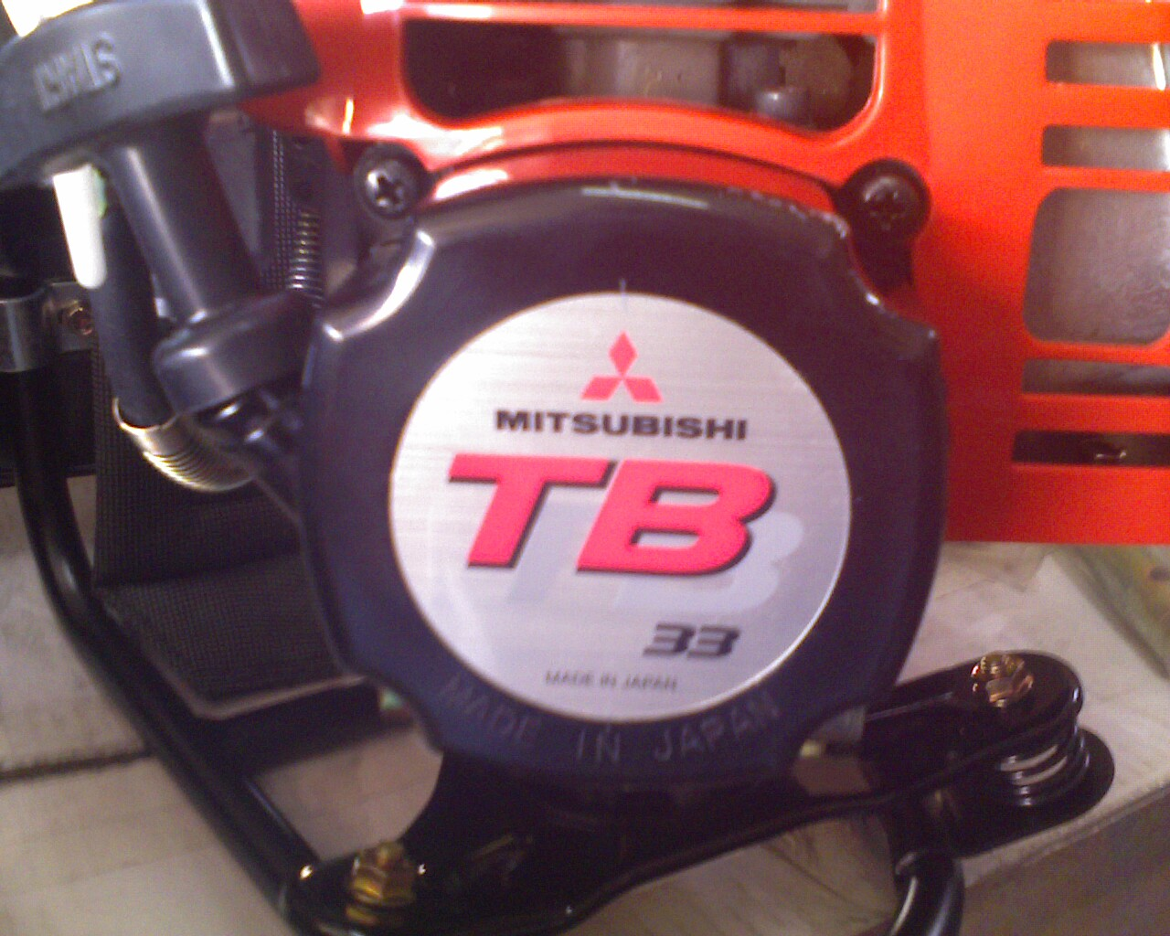 Mitsubishi Power Tools : Mr my power tools machinery mesin rumput mitsubishi