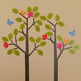 Tree Huggin' Mummy: