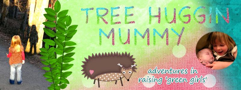 Tree Huggin' Mummy
