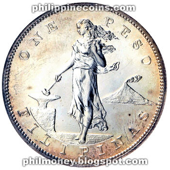 Philippine Money - Peso Coins and Banknotes: 1 Peso Coin ...