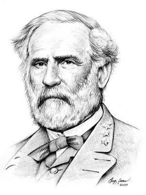 In 1861 on this day fifty-three year old Colonel Robert E. Lee of Virginia accepted responsibility for the defense of Washington D.C. (and a promotion to the rank of Major-Rank) just twenty-four hours after his native state of Virginia narrowly voted against the motion to secede from the Union.