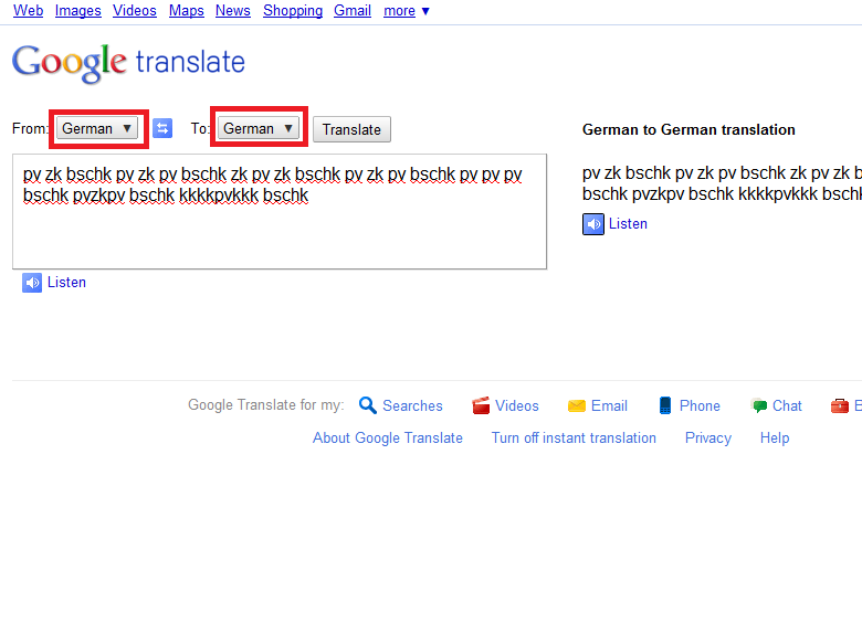 how to get google translate to beatbox
