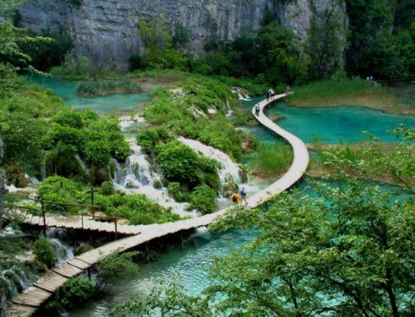 5.+Plitvice+Lakes%252C+Danau+Terindah+di+Eropa Plitvice Lakes, Danau Terindah di Eropa