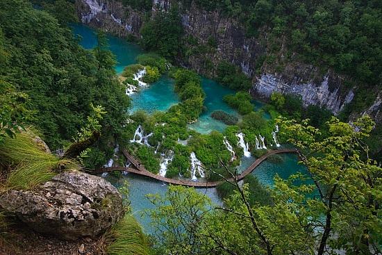 8.+Plitvice+Lakes%252C+Danau+Terindah+di+Eropa Plitvice Lakes, Danau Terindah di Eropa
