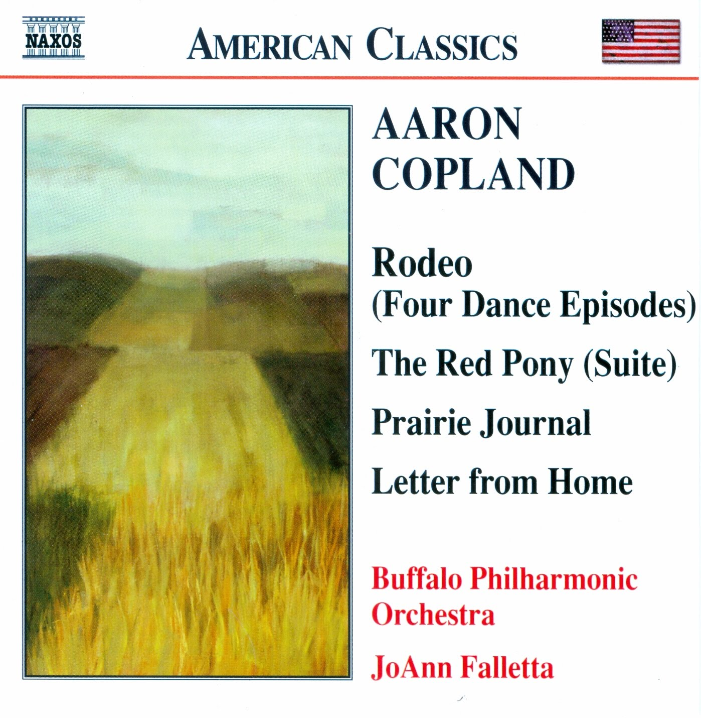 aaron copland rodeo four dance episodes