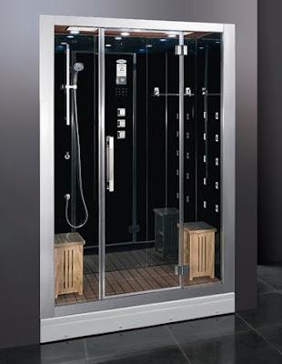 Cabina sauna ducha