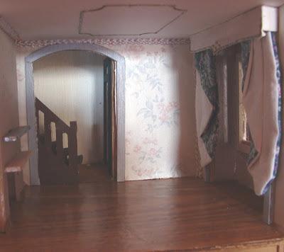 Hall miniatura