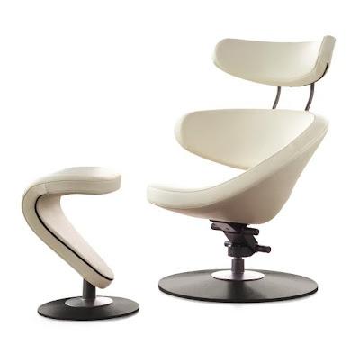 Peel sillón de diseño