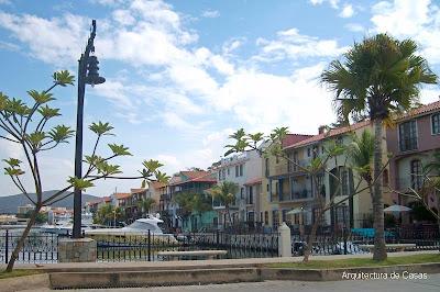 Casas de puerto