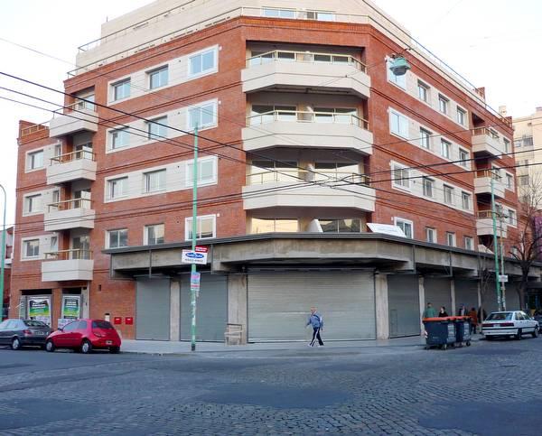 Edificio residencial de baja altura en Ciudad de Buenos Aires