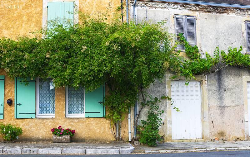 Arquitectura de casas fotos de casas for Villas francesas