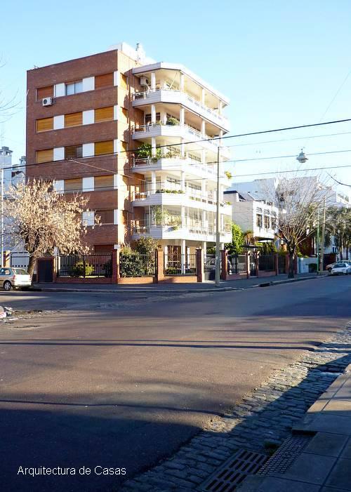 Edificio residencial propiedad horizontal en la Ciudad de Buenos Aires