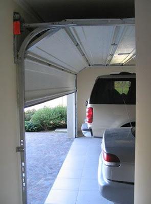 Porton levadizo garaje