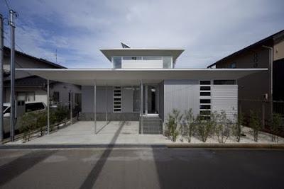 Casa aluminio