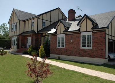 Casa prefabricada estilo
